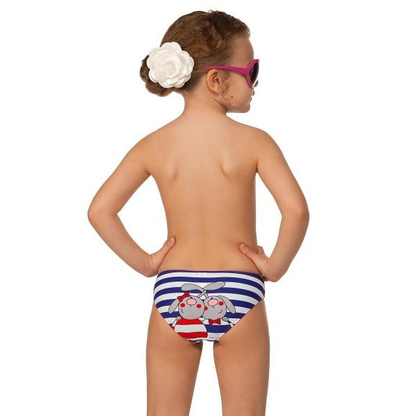 Вес продукта: 200 g. Очаровательные плавки для маленьких девочек комфортной